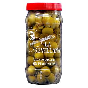 Alcaparras La Sevillana 16 oz.