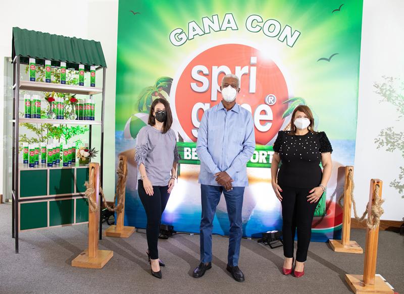 Gana con Sprigone® Beach Resort, Campaña para la temporada de Cuaresma